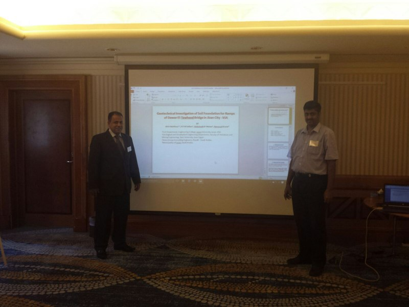 Photos of Recent Advances in Organic Synthesis in Jeddah #11